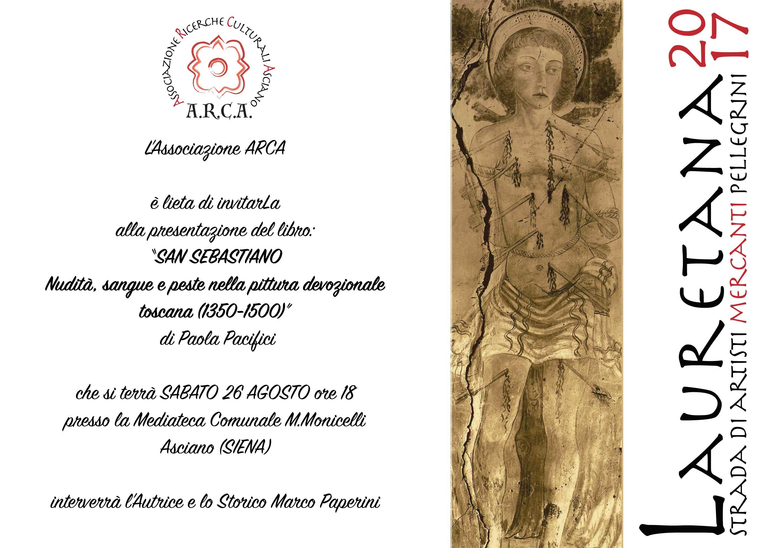 """""""San Sebastiano. Nudità, sangue e peste nella pittura devozionale toscana (1350-1500)"""