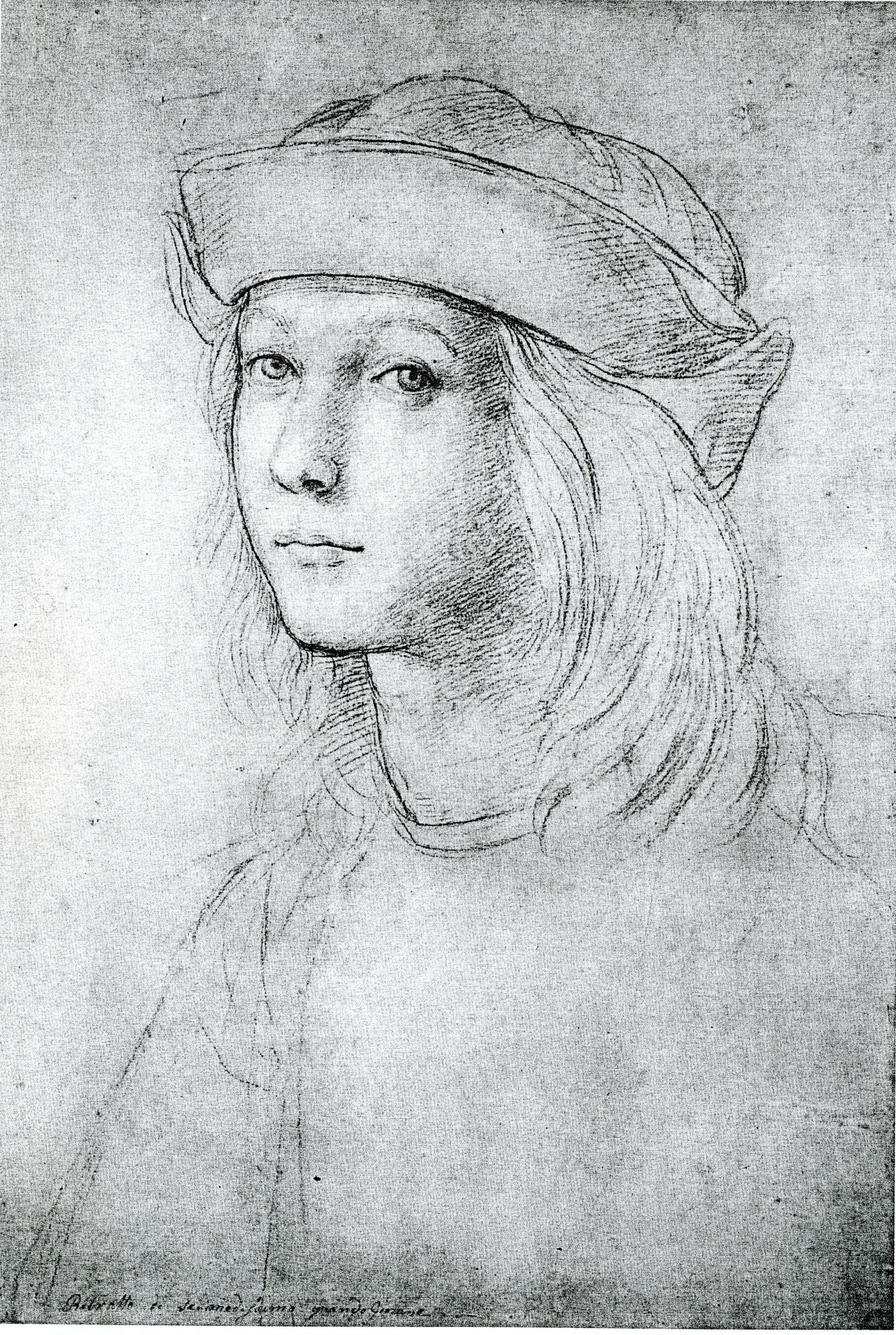 Autoritratto di Raffaello